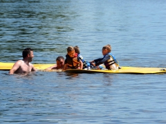 family fun at the resort