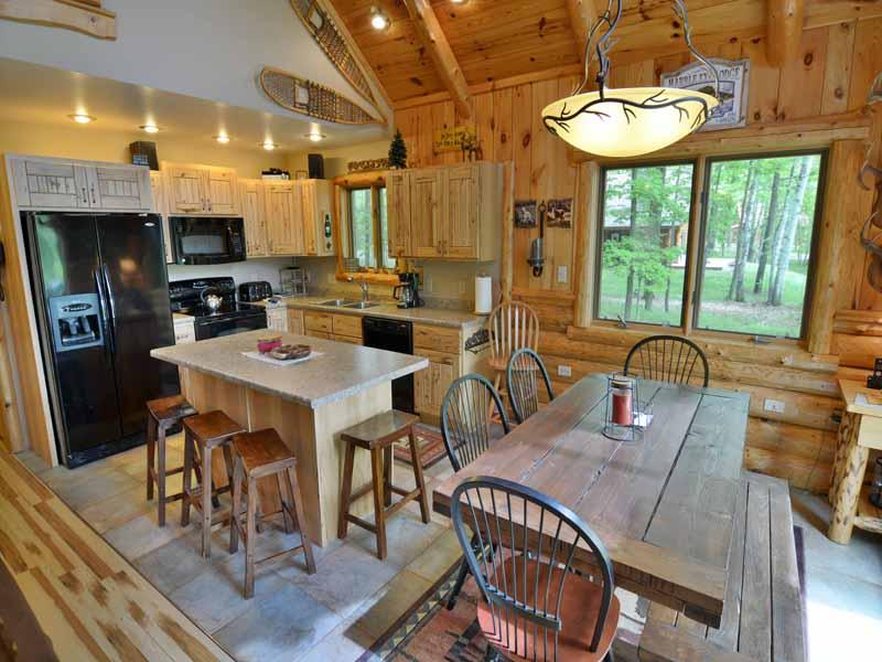 Cajun S Cove 3 Bedroom Hayward Wi Area Vacation Rental