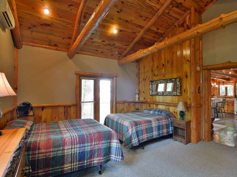 Lakeside Loft Northern Wisconsin Vacation Lake Home On