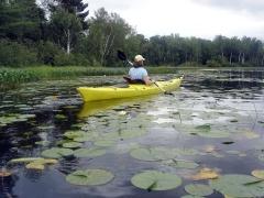 paddling namakagon river