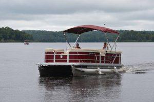Lake Namakagon Pontoon Rental