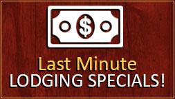 Lodging Specials