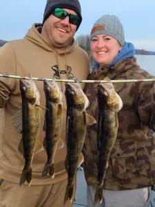 Walleye Fishing Lake Namakagon